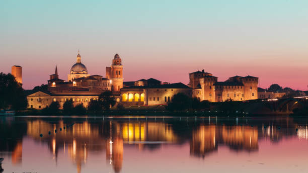 Mantova Twilight