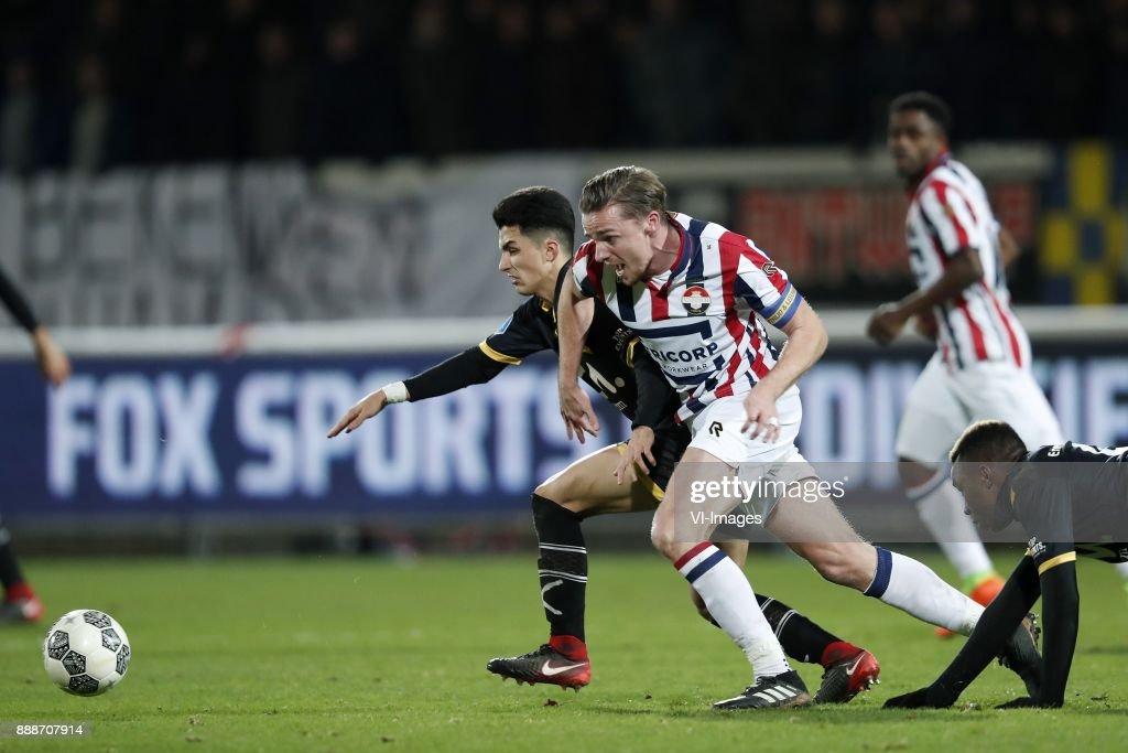 Willem II v NAC Breda - Eredivisie