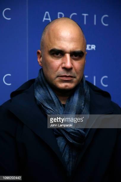 Manu Gargi attends 'Arctic' New York Screening at Metrograph on January 16 2019 in New York City