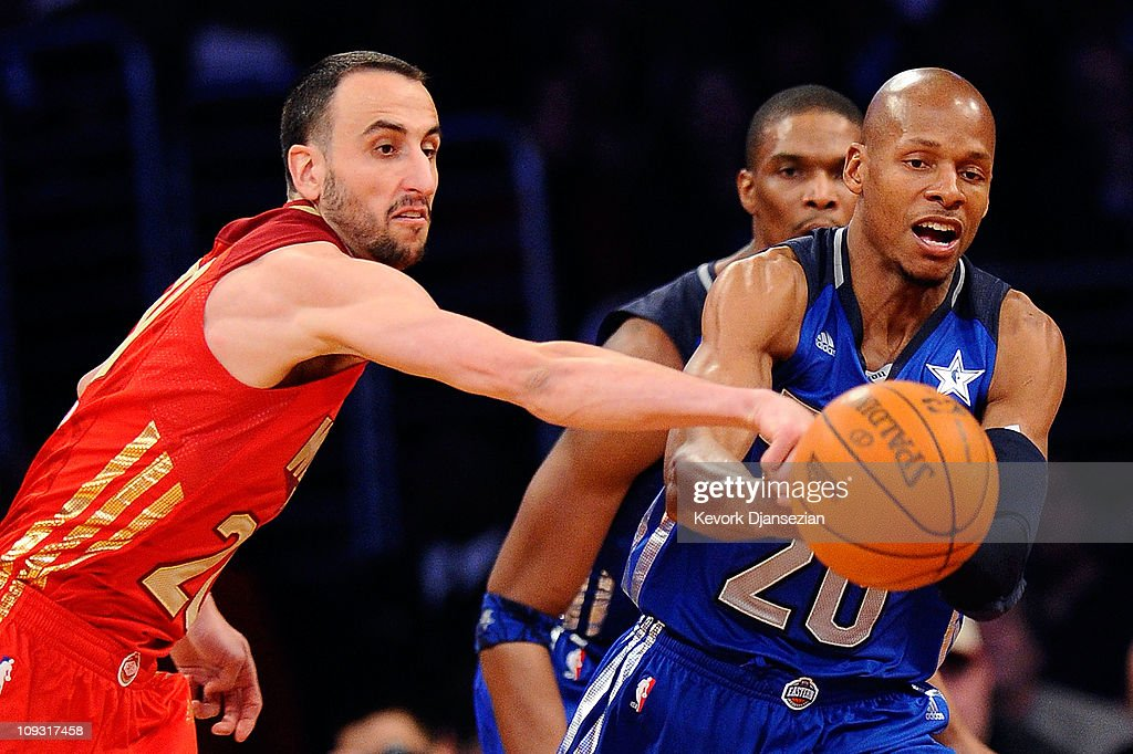 2011 NBA All-Star Game : News Photo