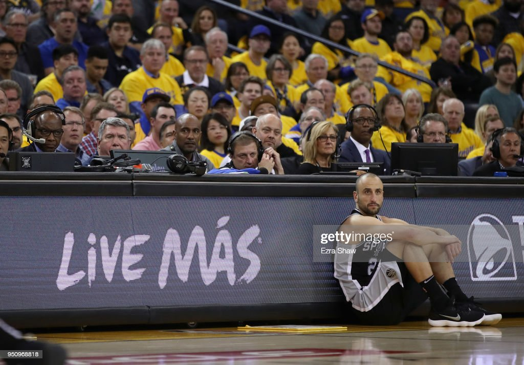 In Focus: Manu Ginobili
