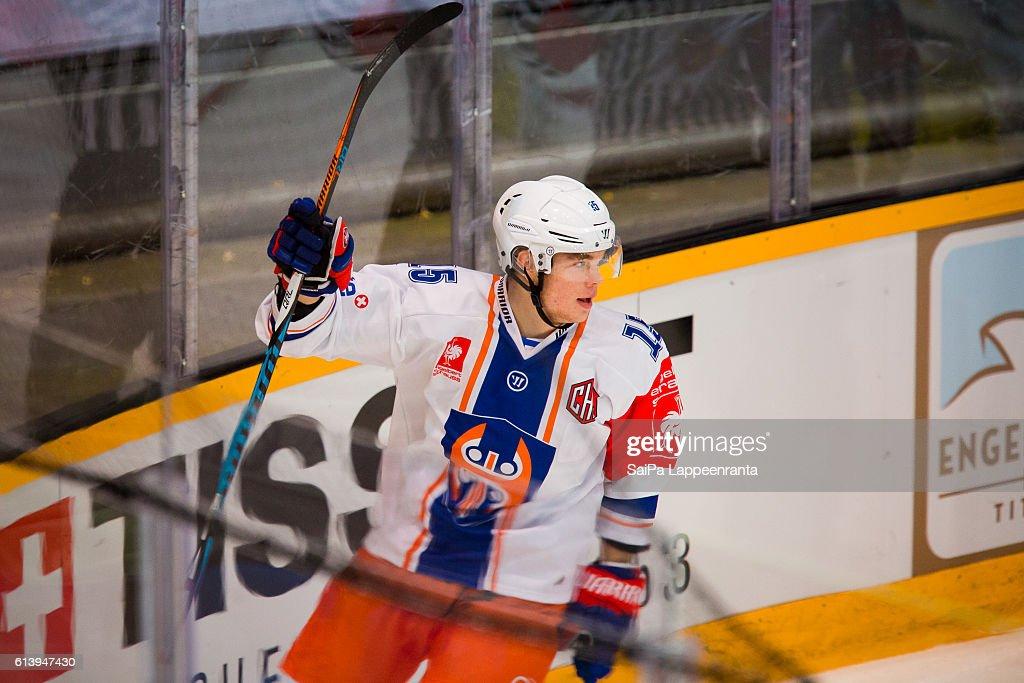 SaiPa Lappeenranta v Tappara Tampere - Champions Hockey League : News Photo