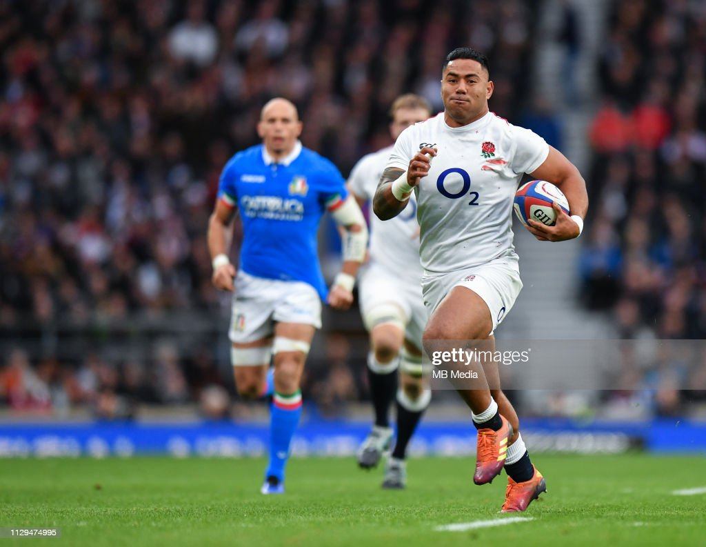 England v Italy - Guinness Six Nations : News Photo