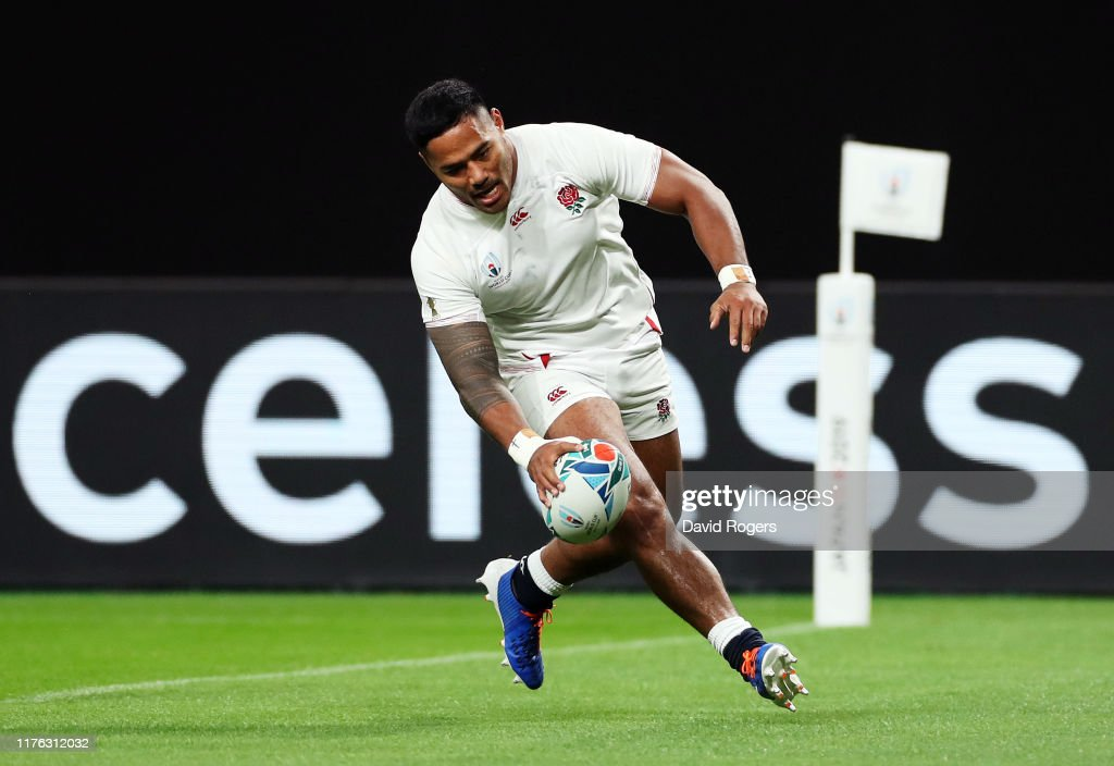 England v Tonga - Rugby World Cup 2019: Group C : News Photo