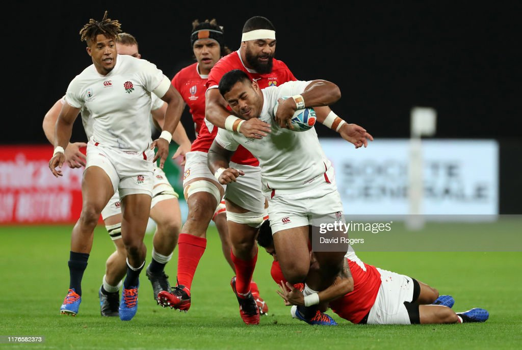 England v Tonga - Rugby World Cup 2019: Group C : News Photo