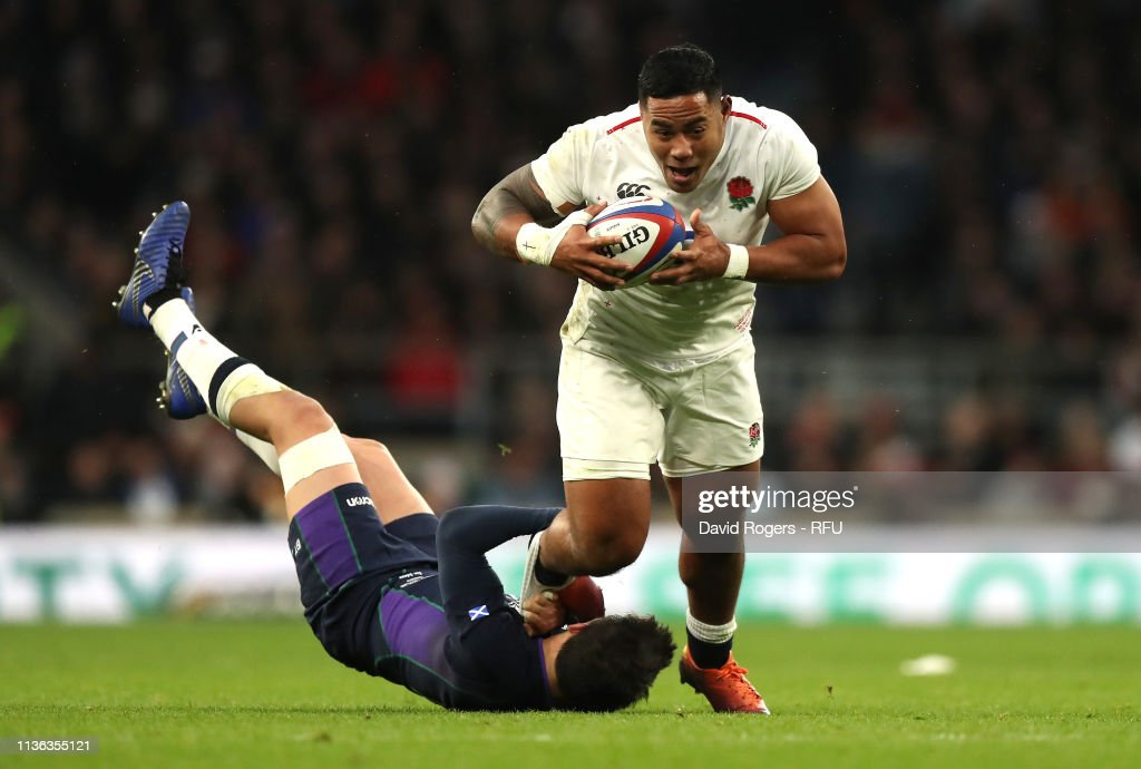 England v Scotland - Guinness Six Nations : News Photo