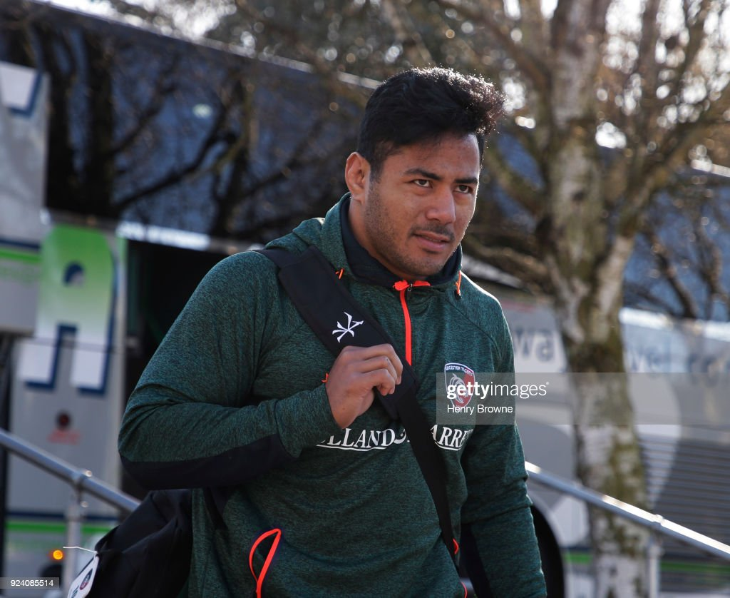 Saracens v Leicester Tigers - Aviva Premiership : News Photo