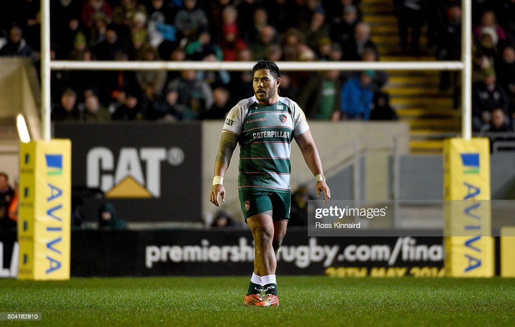 Leicester Tigers v Northampton Saints - Aviva Premiership : News Photo