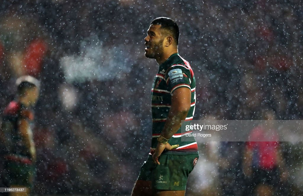 Leicester Tigers v Exeter Chiefs - Gallagher Premiership Rugby : News Photo
