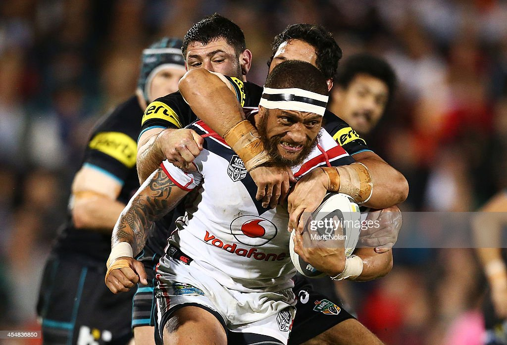 NRL Rd 26 - Panthers v Warriors