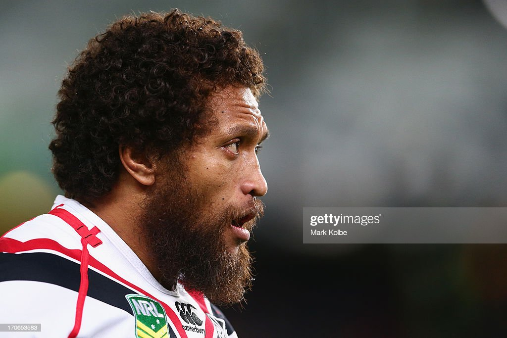 NRL Rd 14 - Roosters v Warriors
