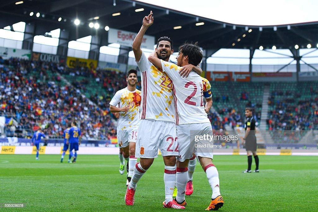 Spain v Bosnia - International Friendly