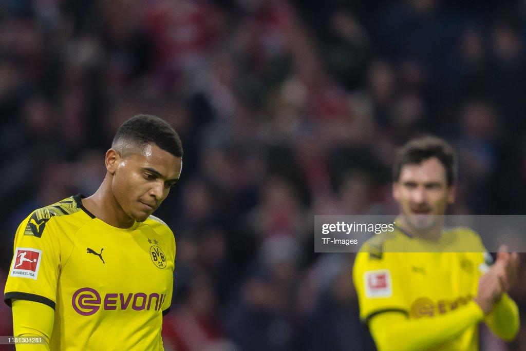 FC Bayern Muenchen v Borussia Dortmund - Bundesliga : News Photo