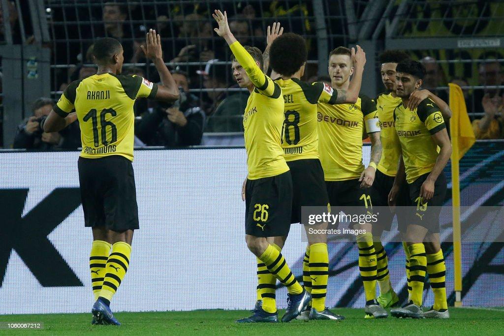 Borussia Dortmund v Bayern Munchen - German Bundesliga : News Photo