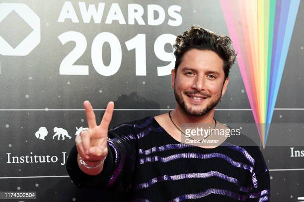 Manuel Carrasco attends the 40 Principales Awards nominated dinner at Florida Retiro on September 12 2019 in Madrid Spain