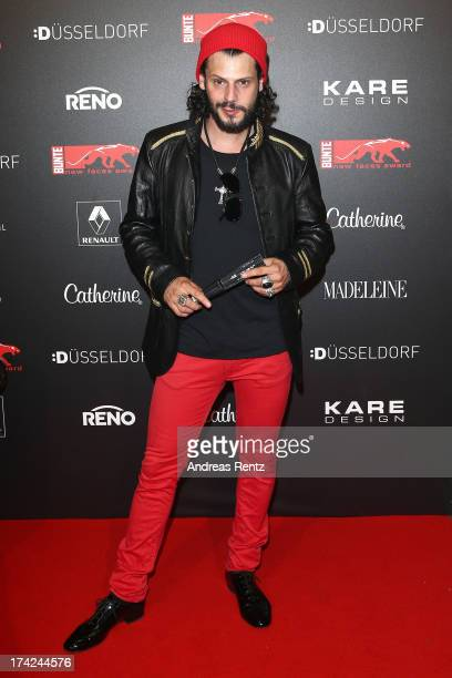Manuel Cortez attends KARE Design at the New Faces Award Fashion 2013 at Rheinterrasse on July 22 2013 in Duesseldorf Germany