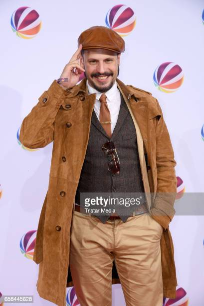 Manuel Cortez attends the photo call for the television film 'Nackt Das Netz vergisst nie' at Astor Film Lounge on March 27 2017 in Berlin Germany