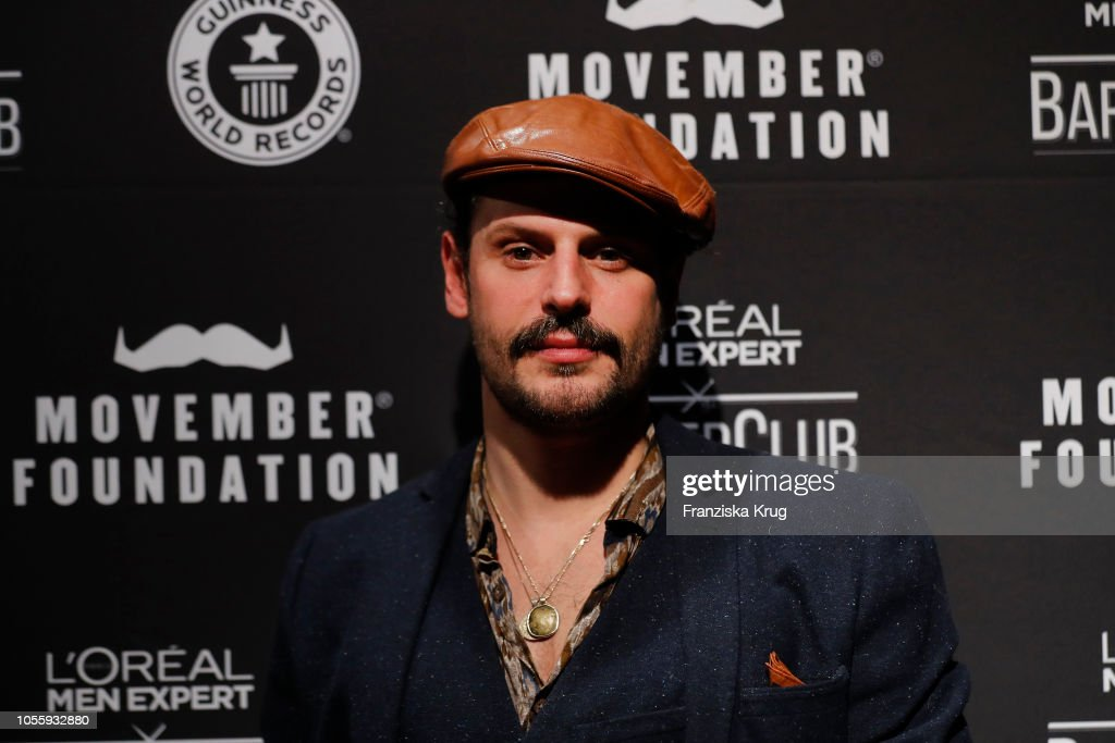 Movember X Men Expert Barber Club Charity Event : News Photo