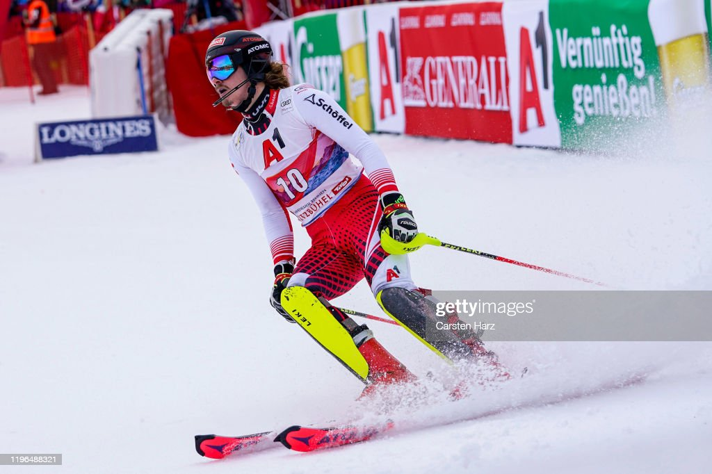 Manuel Feller Of Austria Competes In The 2nd Run During The Audi Fis News Photo Getty Images