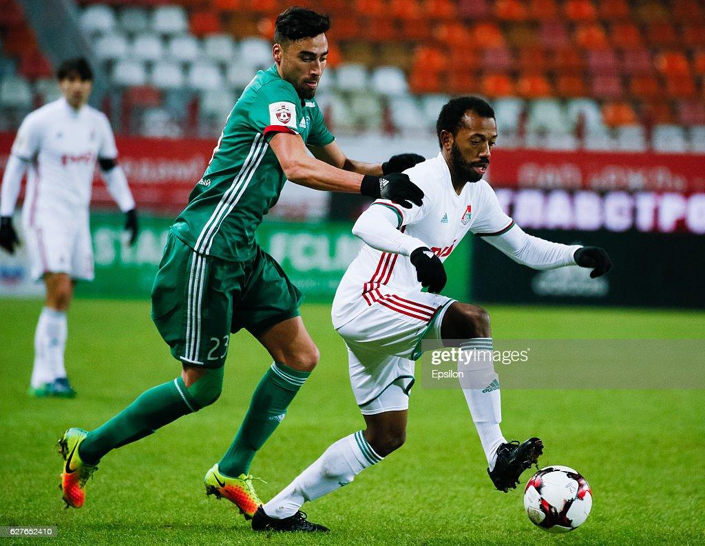 FC Lokomotiv Moscow v FC Terek Grozniy - Russian Premier League