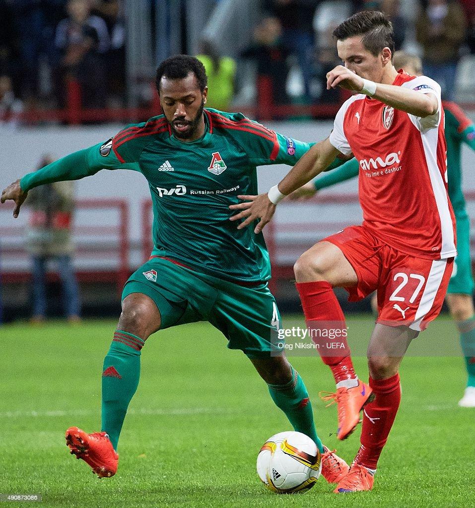 FC Lokomotiv Moskva v KF Skenderbeu - UEFA Europa League