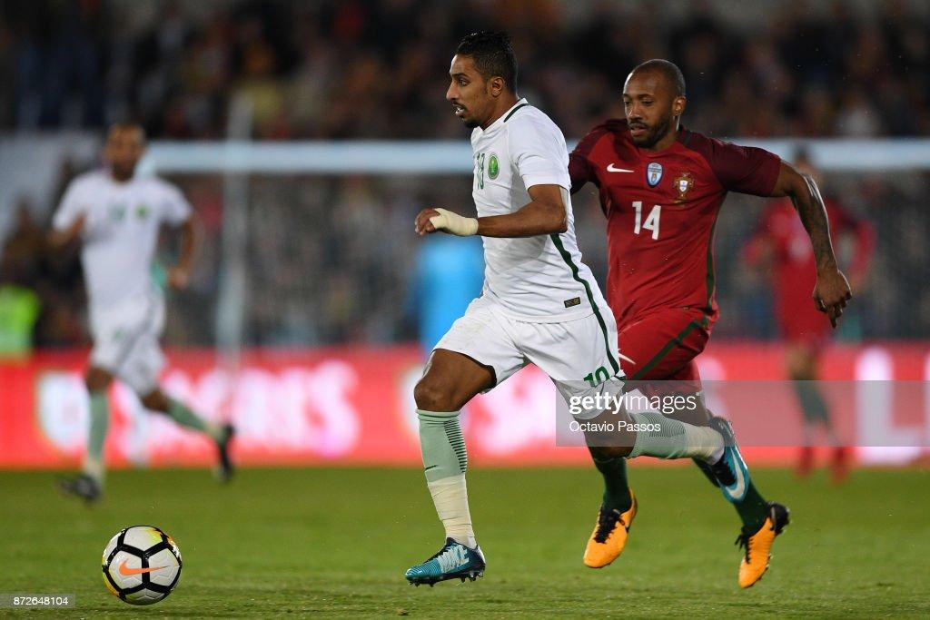 Portugal vs Saudi Arabia - International Friendly