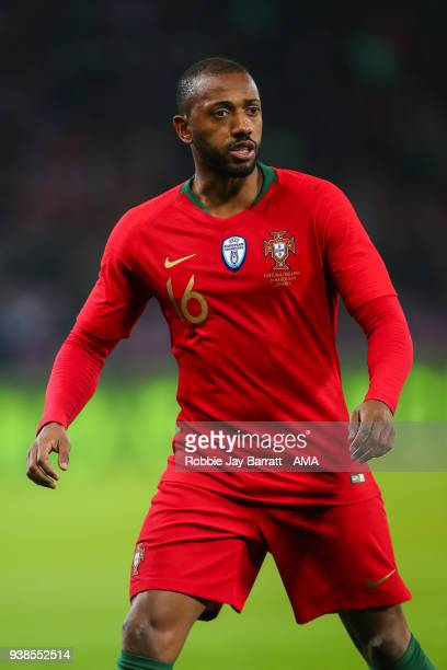 Manuel Fernandes Of Portugal During The International Friendly Match Between Portugal And Holland At Stade De