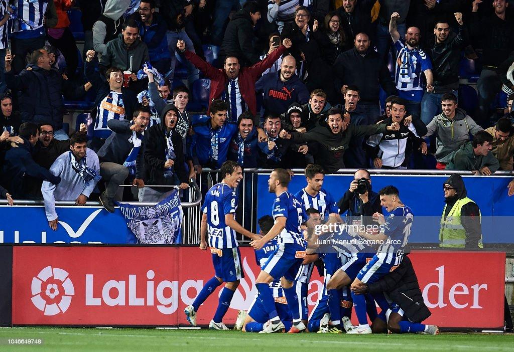 Deportivo Alaves v Real Madrid CF - La Liga : News Photo