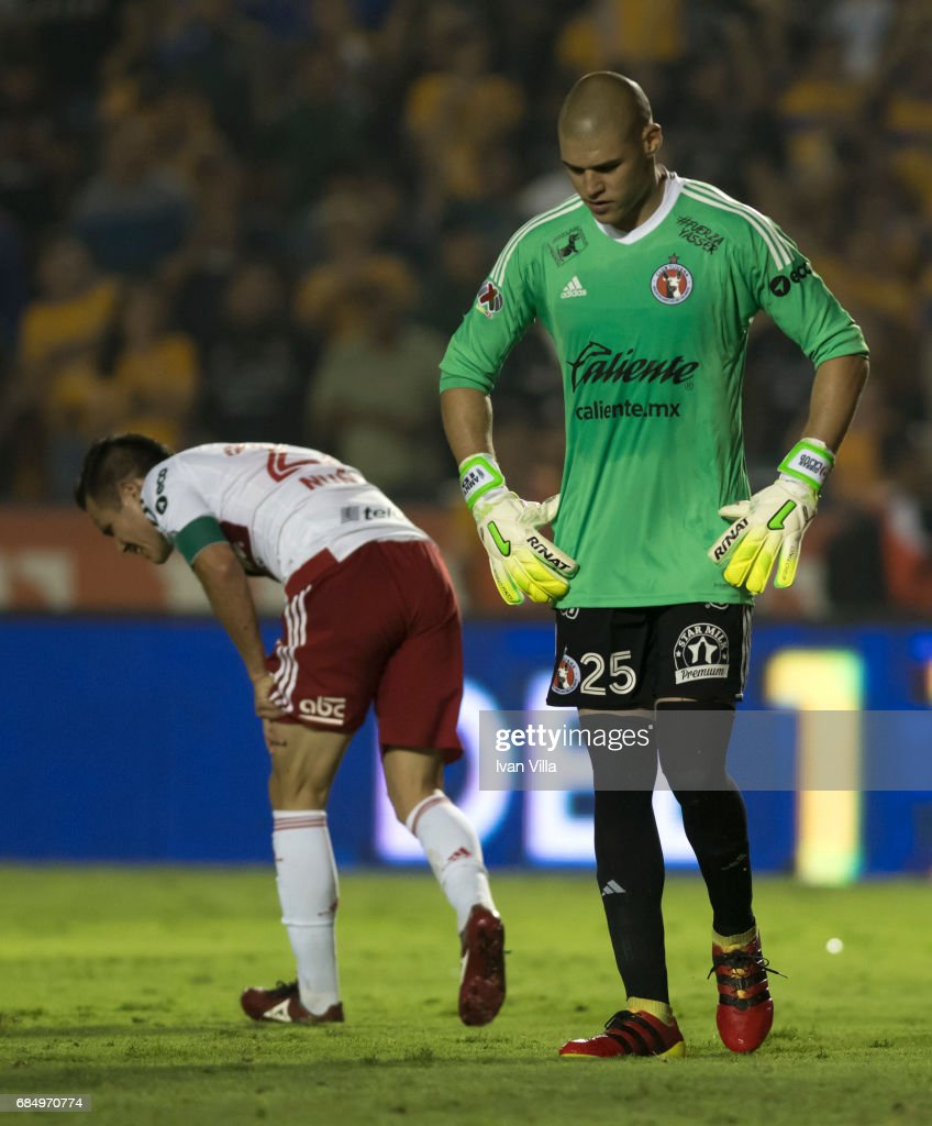 Tigres UANL v Tijuana - Playoffs Torneo Clausura 2017 Liga MX