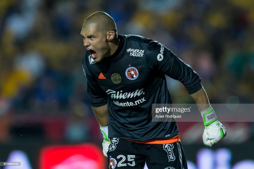 Tigres UANL v Tijuana - Torneo Clausura 2017 Liga MX