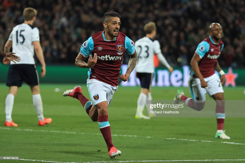 West Ham United v Tottenham Hotspur - Premier League