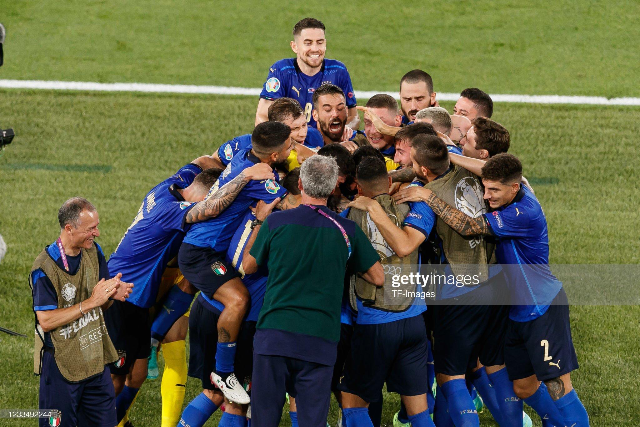 Italy v Switzerland - UEFA Euro 2020 - Group A : News Photo