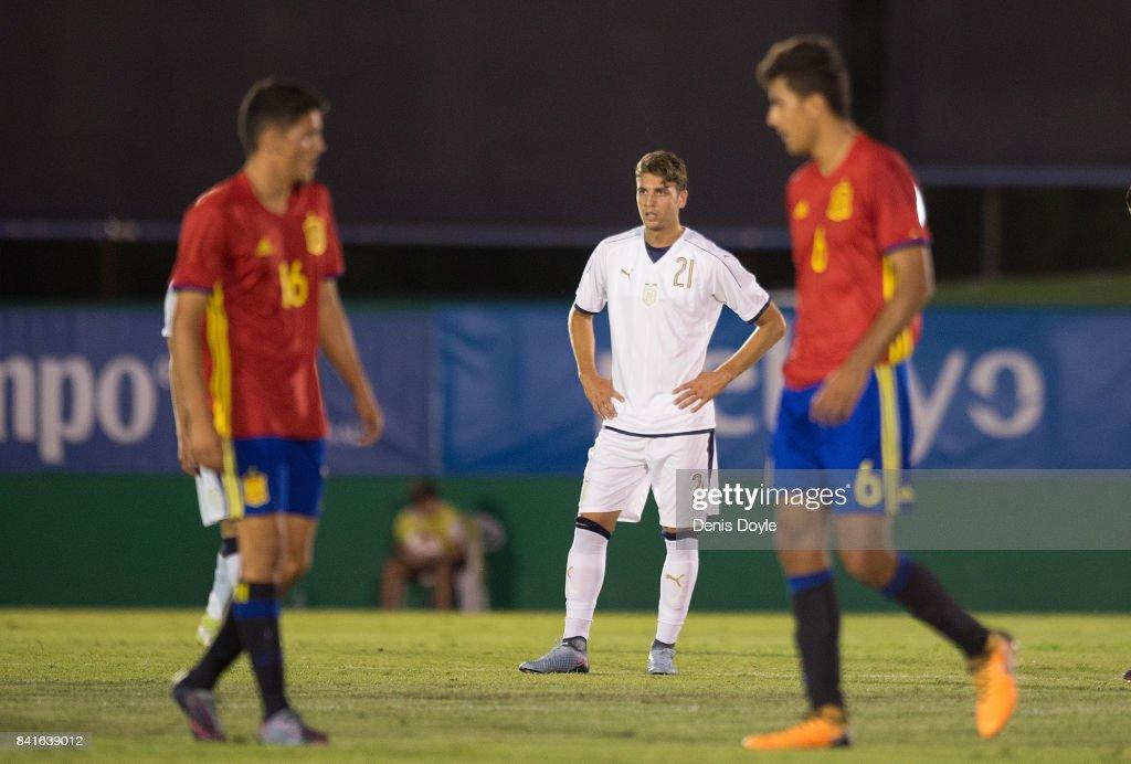 Spain U21 v Italy U21