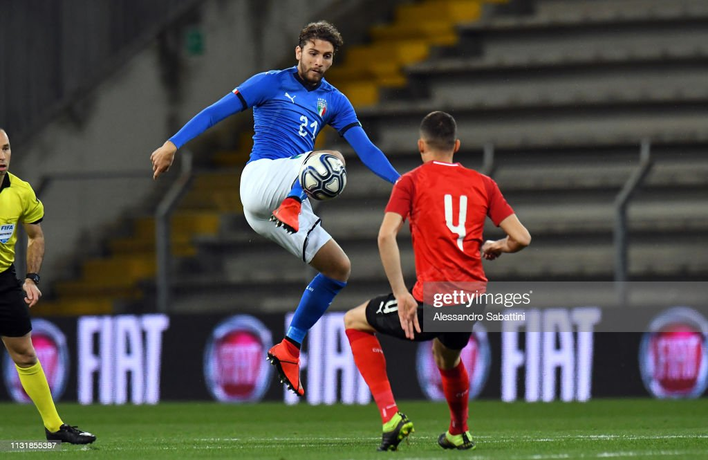 ITA: Italy U21 v Austria U21 - International Friendly