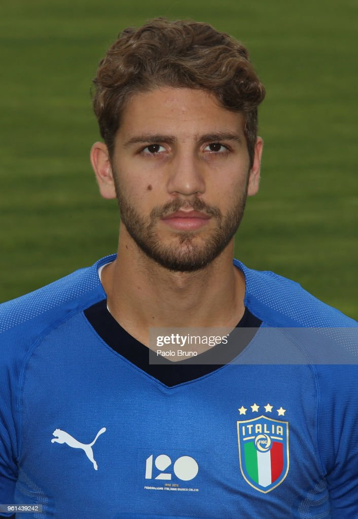 Italy U21 Portrait Session