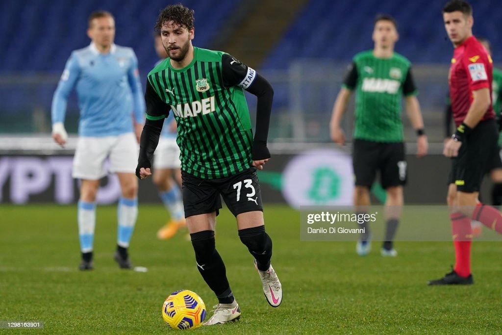 SS Lazio v US Sassuolo - Serie A - Serie A : News Photo