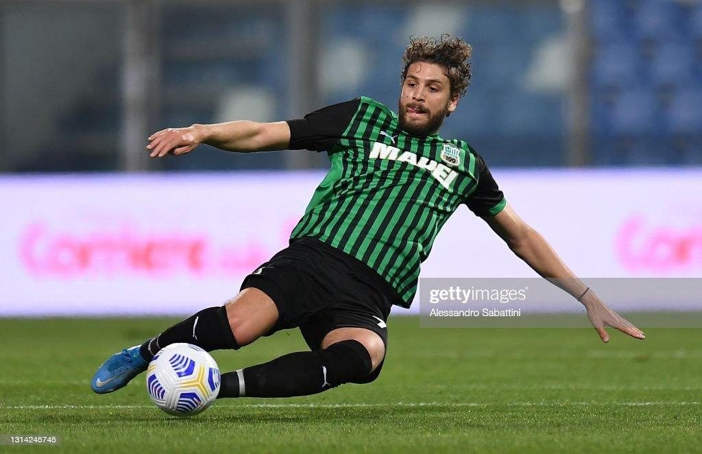 US Sassuolo v UC Sampdoria - Serie A : News Photo
