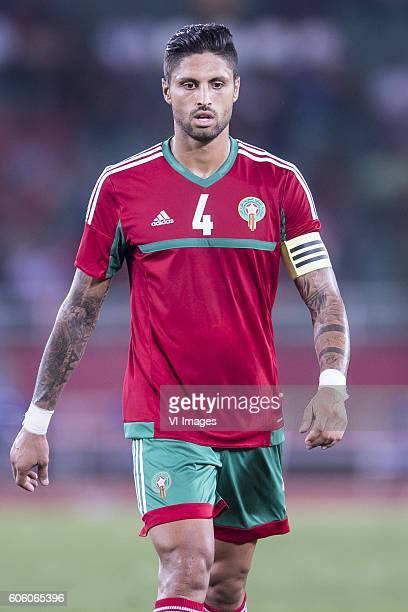 Manuel Marouan da Costa Trinidad of Morocco during the Africa Cup of Nations match between Morocco and Sao Tome E Principe at September 4 2016 at the...