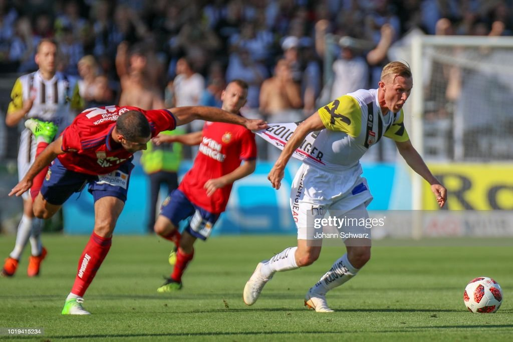 LASK v Rapid Wien - tipico Bundesliga