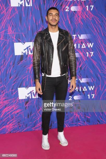 Manuel Medrano attends the MTV MIAW Awards 2017 at Palacio de Los Deportes on June 3, 2017 in Mexico City, Mexico.