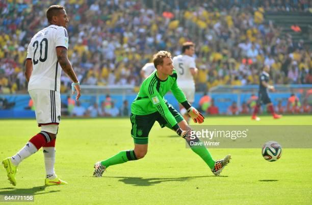 Manuel NEUER France / Allemagne 1/4Finale Coupe du Monde 2014 Rio de Janeiro Photo Dave Winter / Icon Sport
