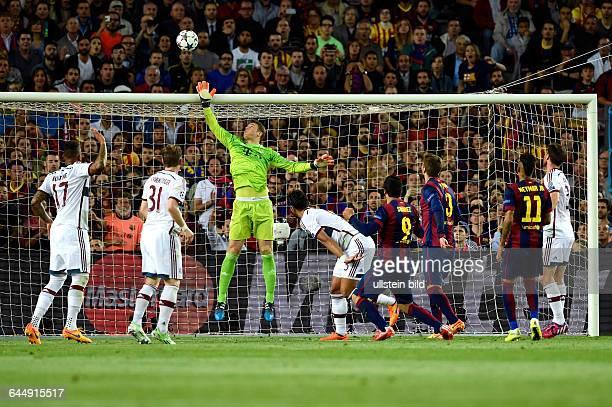 Manuel Neuer, FC Barcelona - FC Bayern München, 06 Mai in Barcelona, SpanienFoto: mspb/Jerry Andre