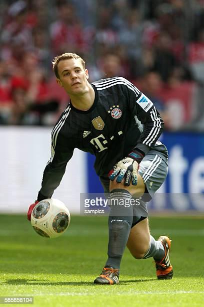 Manuel Neuer Fussball Bundesliga : FC Bayern München -VFB Stuttgart