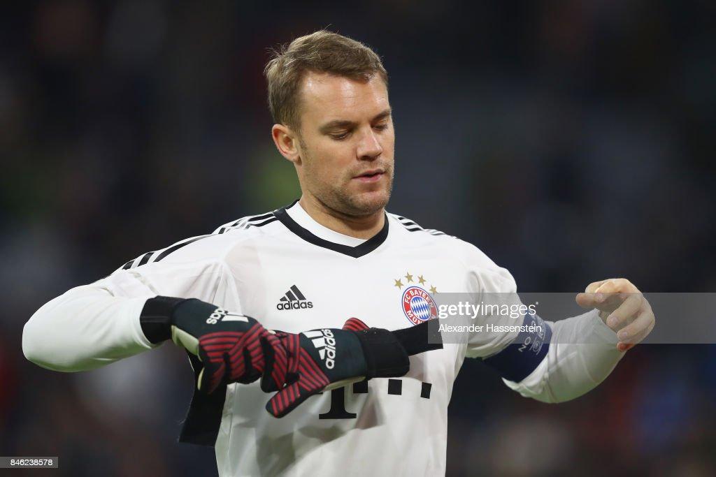 Bayern Muenchen v RSC Anderlecht - UEFA Champions League : News Photo