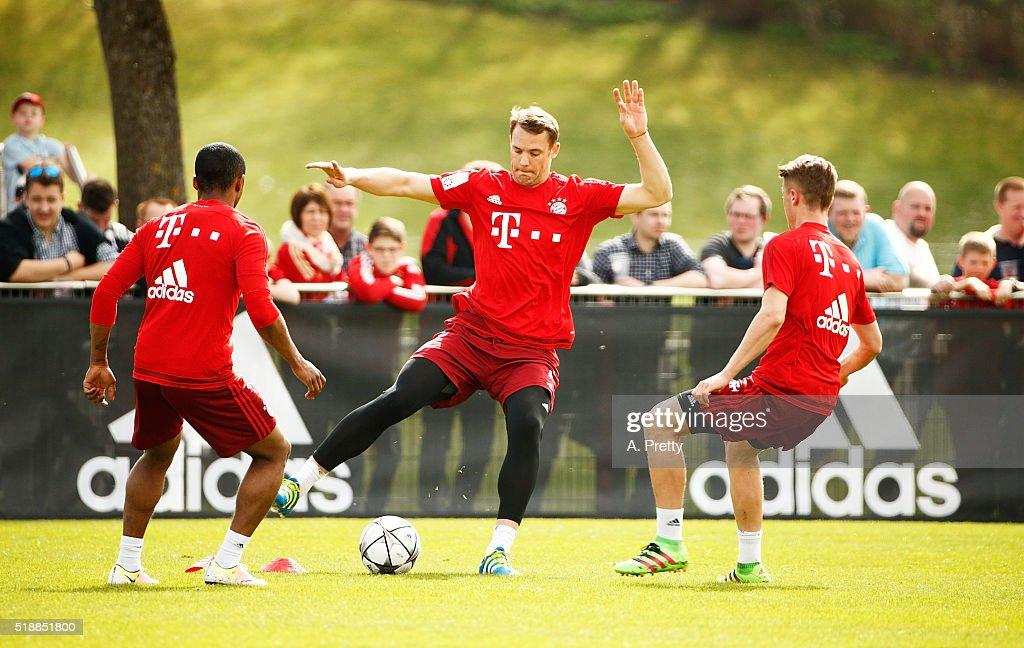 Neuer Bayern Trainer 2021