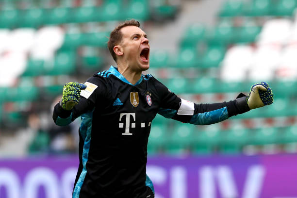 DEU: VfL Wolfsburg v FC Bayern Muenchen - Bundesliga