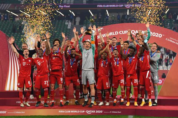QAT: FC Bayern Muenchen v Tigres UANL - FIFA Club World Cup Qatar 2020