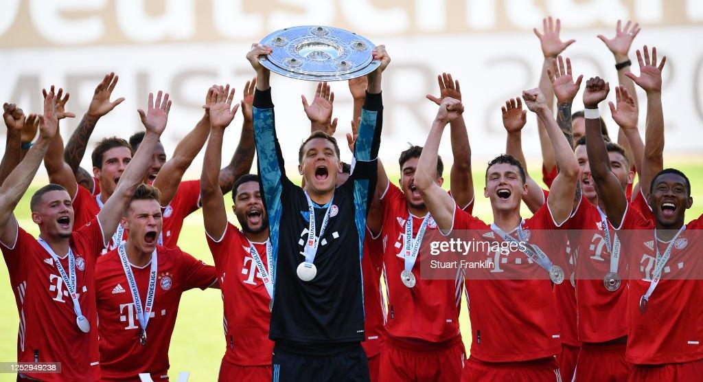 VfL Wolfsburg v FC Bayern Muenchen - Bundesliga : Foto di attualità