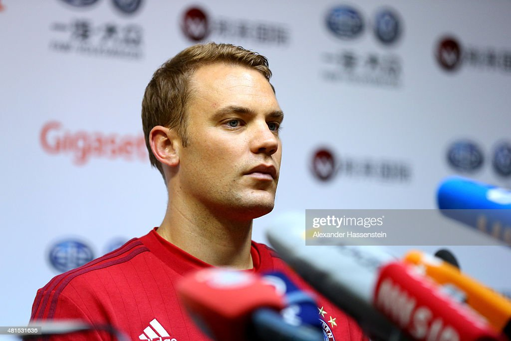 FC Bayern Audi China Summer Tour 2015 - Day 6 : News Photo