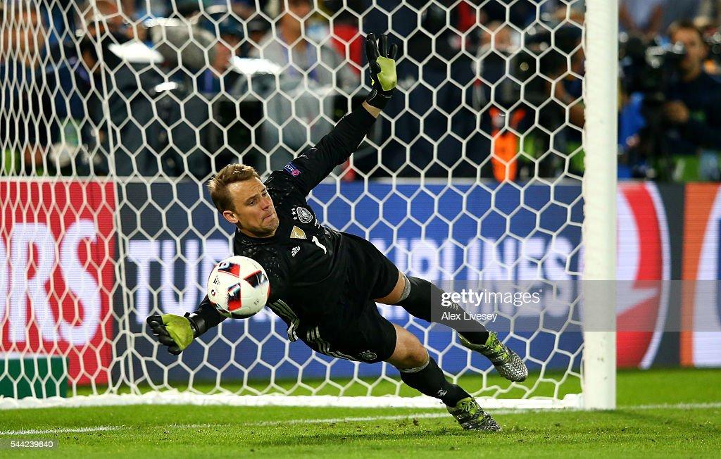 Germany v Italy - Quarter Final: UEFA Euro 2016